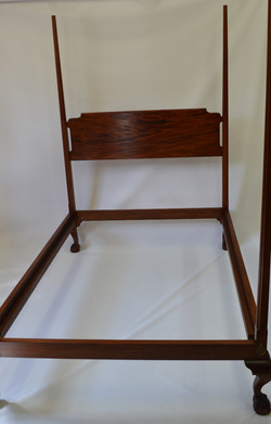 Townsend Four-Post Bed