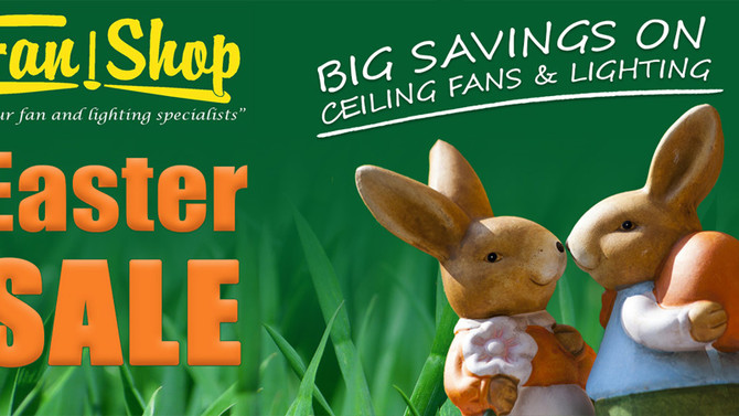 Massive Easter Sale!