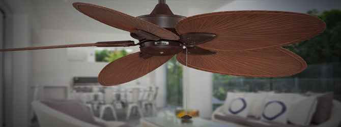 Controlling a Ceiling Fan, the Differences between Wall Control, Remote Control and Pull Cord