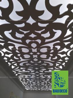 Декоративные панели для потолка
