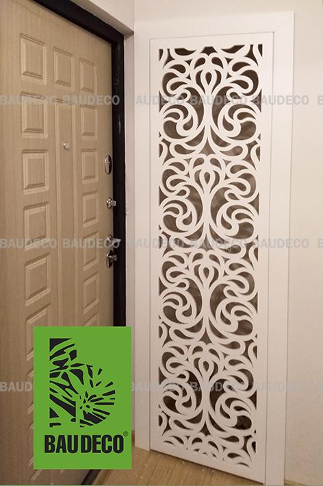 Декоративная дверь для шкафа купе