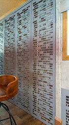 Декоративные двери для шкафа купе