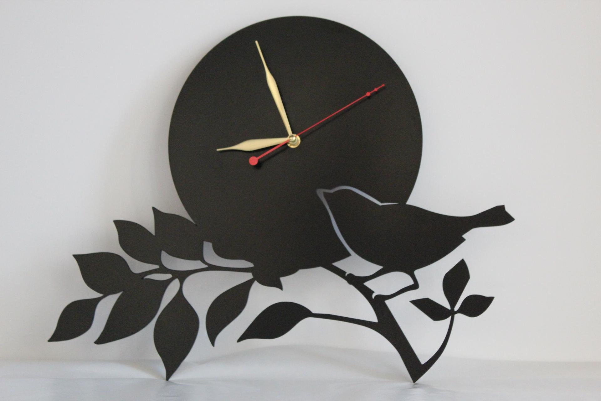 Интерьерные часы фото