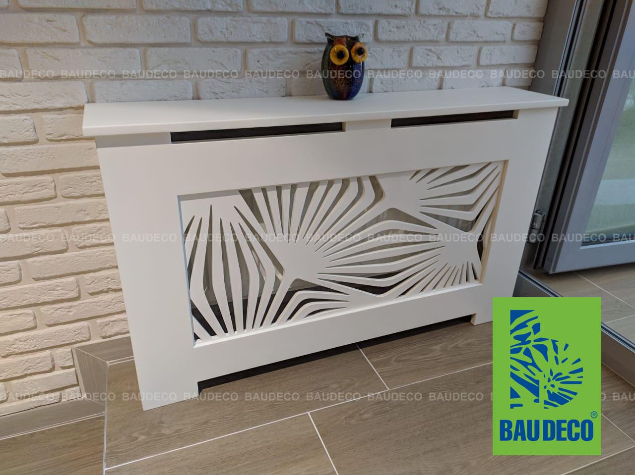 Дизайнерский экран для радиатора