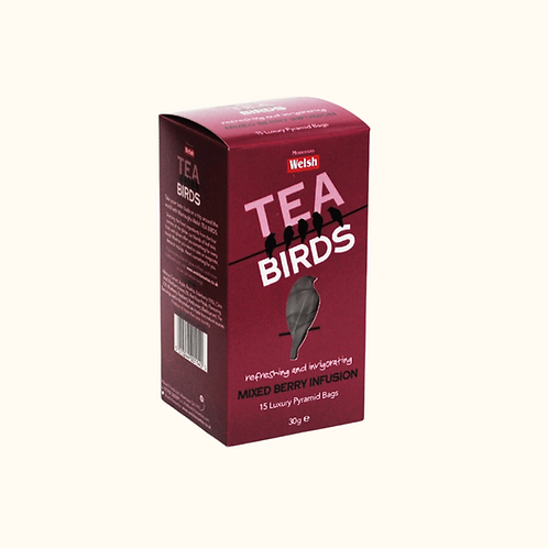 WELSH BREW MIXED BERRY TEA 30g