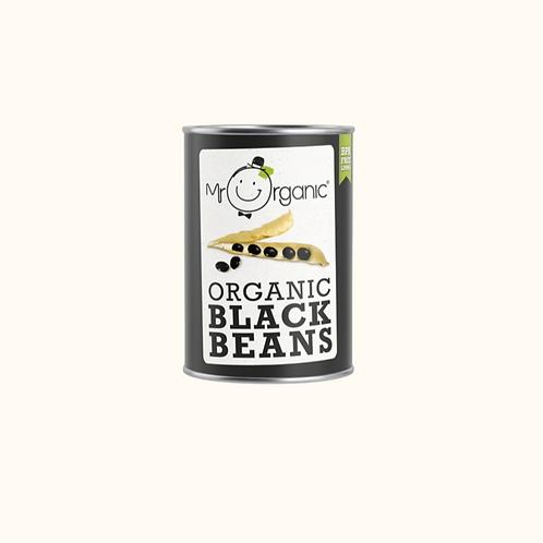 MR ORGANIC ORGANIC BLACK BEANS