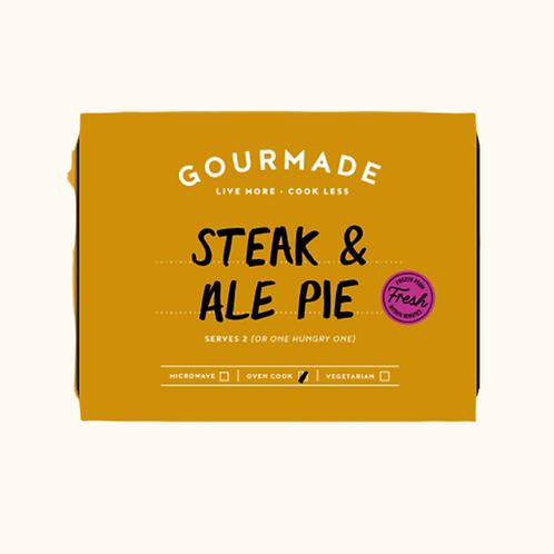 GOURMADE STEAK & ALE  PIE