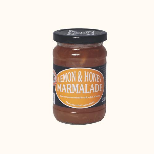WELSH SPECIALITY LEMON & HONEY MARMALADE 340g