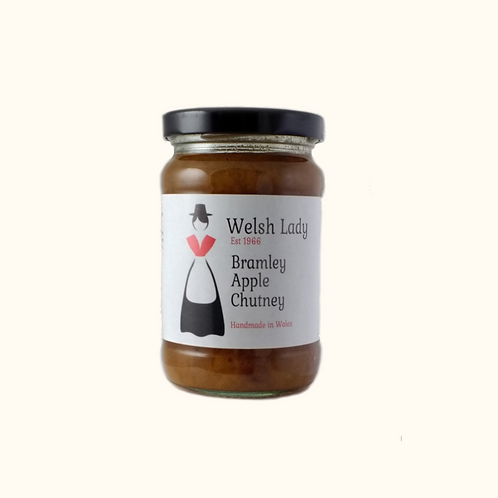 WELSH LADY BRAMLEY APPLE CHUTNEY