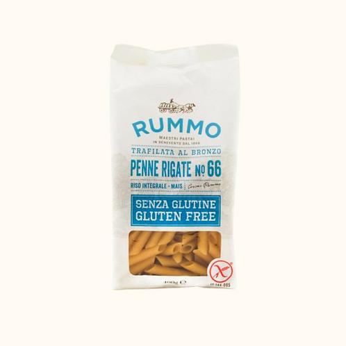 PASTA RUMMO  GLUTEN FREE PENNE RIGATE NO.66 (400g)