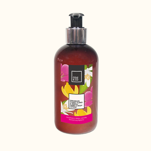 COLE & CO BODY LOTION