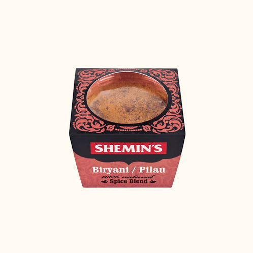 SHEMIN'S BIRYANI / PILAU SPICE BLEND 50g