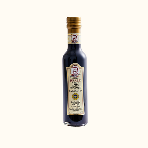 REALE ACETO BALSAMICO MODENA IGP: 4 YEARS 250ml