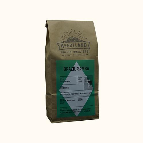 HEARTLAND COFFEE BRAZIL SAMBA BLEND (GROUND) 250g