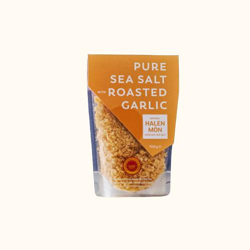 HALEN MON PURE SEA SALT WITH GARLIC 15G