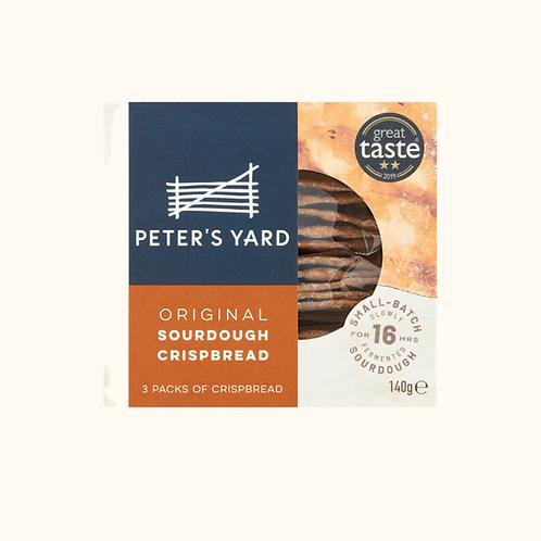Peter's Yard Original Sourdough Crispbread 200g