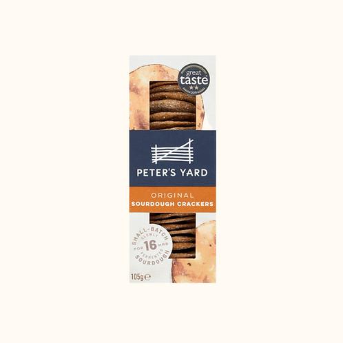 Peter's Yard Original Sourdough Crackers105g