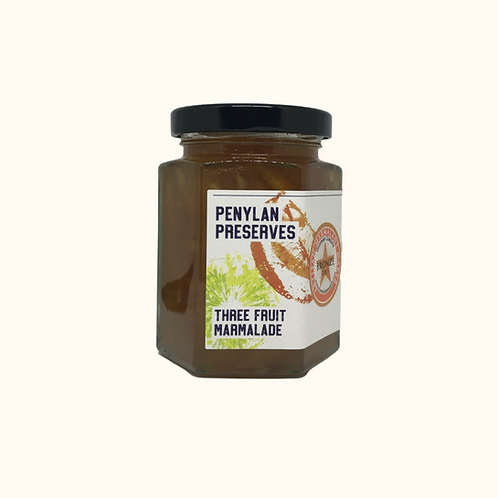 PENYLAN PRESERVES THREE FRUIT MARMALADE