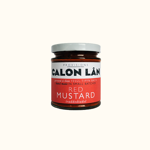CALON LÂN RED MUSTARD 170g