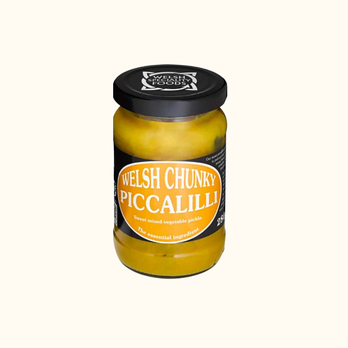 WELSH SPECIALITY CHUNKY PICCALILLI 311g