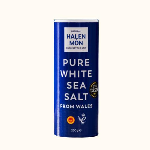 HALEN MON PURE WHITE  SEA SALT 250G