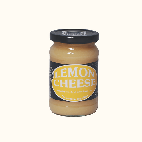 WELSH SPECIALITY LEMON CHEESE 311g
