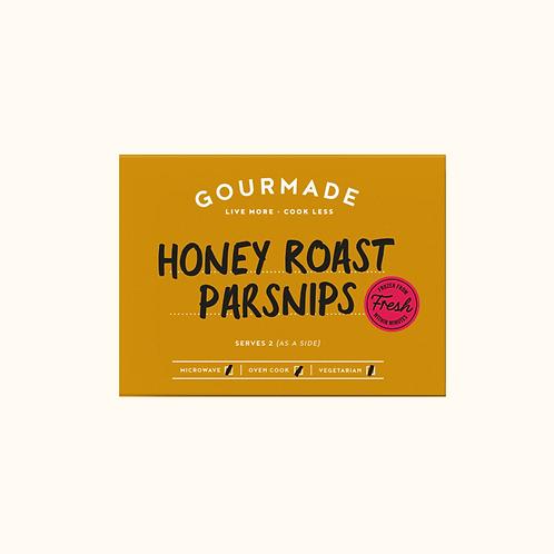 GOURMADE HONEY ROAST PARSNIPS