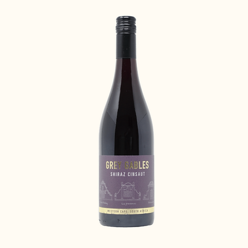 GREY GABLES SHIRAZ CINSAUT