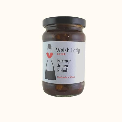 WELSH LADY FARMER JONES' RELISH 311g