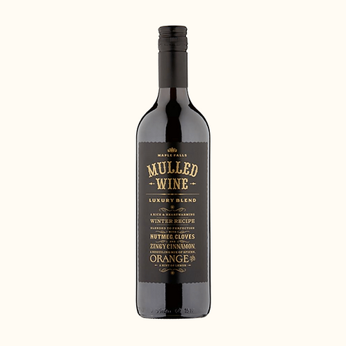 MAPLE FALLS MULLED WINE 75cl