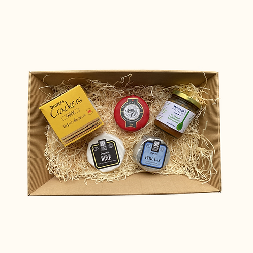 WELSH CHEESE LOVER'S HAMPER