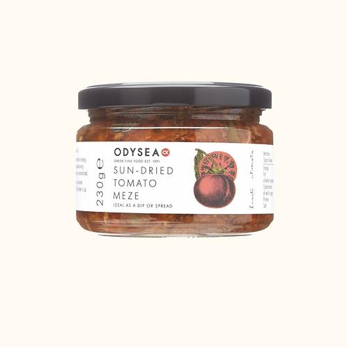 ODYSEA SUN-DRIED TOMATO MEZE (230G)