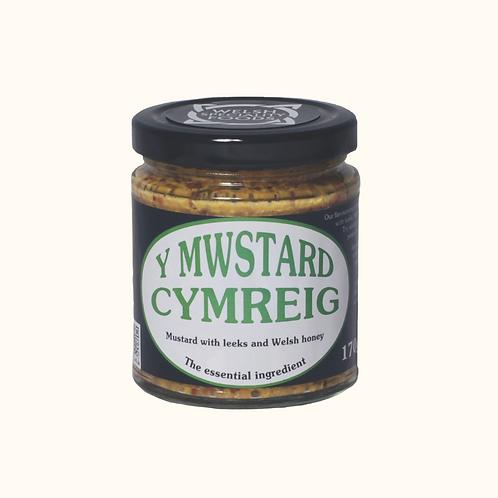 WELSH SPECIALITY Y MWSTARD CYMREIG 170g