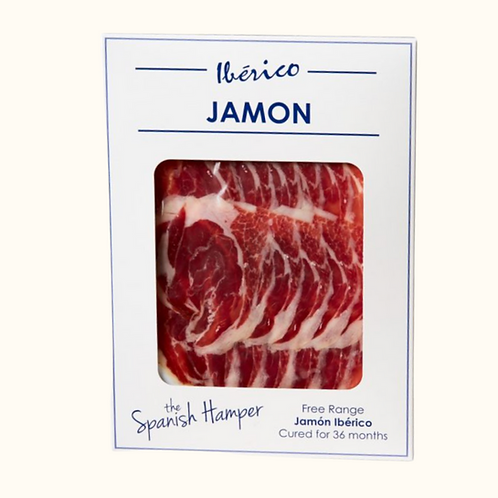SPANISH HAMPER JAMON IBERICO 100g