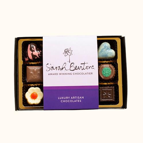 SARAH BUNTON LUXURY CHOCOLATE SELECTION (12)