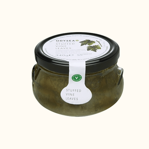 ODYSEA STUFFED VINE LEAVES (340G)