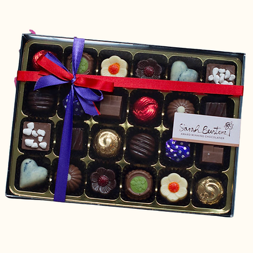 SARAH BUNTON LARGE LUXURY CHOCOLATE BOX
