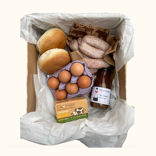 THE ULTIMATE SAUSAGE SANDWICH KIT