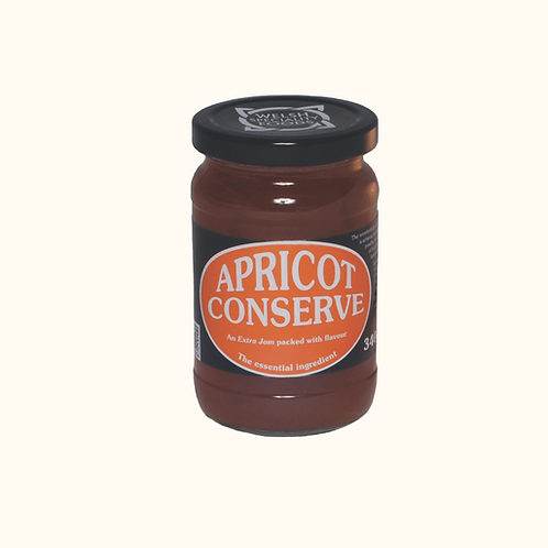 WELSH SPECIALITY APRICOT CONSERVE 340g