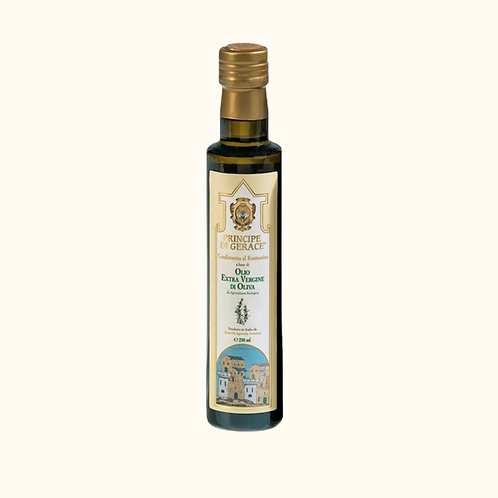 PRINCIPE DI GERACE EV ORGANIC OLIVE OIL INFUSED WITH ROSEMARY 250ml