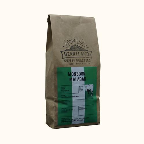 HEARTLAND COFFEE MONSOON MALABAR BLEND (GROUND) 250g