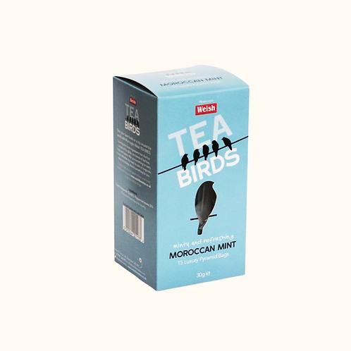WELSH BREW MOROCCAN MINT TEA 30g