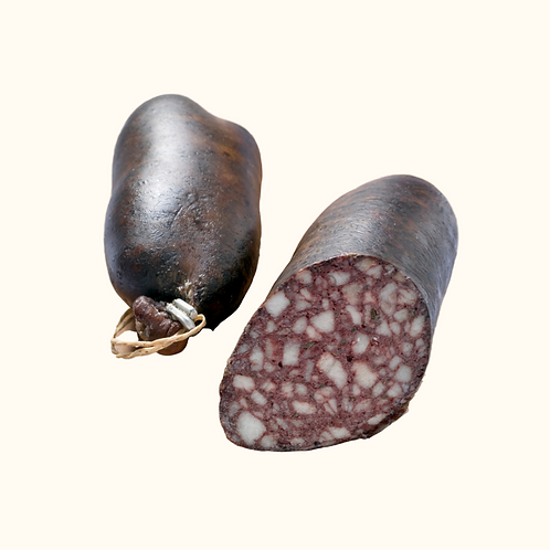 BLACK PUDDING - Pack of 4 slices