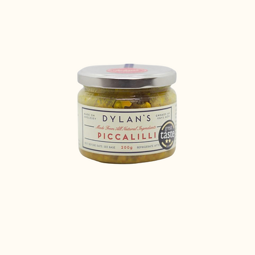 DYLAN'S PICCALILLI 200g