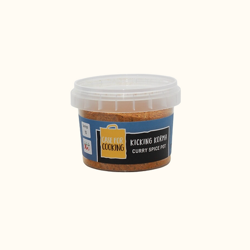 CASE FOR COOKING KICKING KORMA SPICE POT 50g