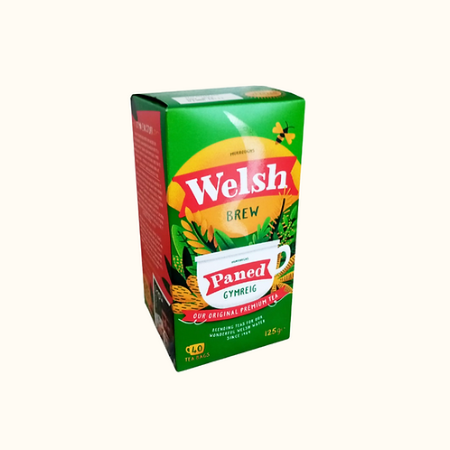 WELSH BREW TEABAGS (40)