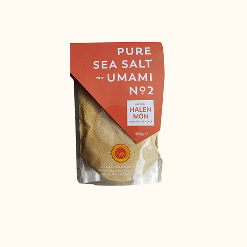 HALEN MON PURE SEA SALT WITH UNAMI 15G