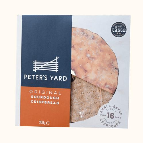 Peter's Yard Original Sourdough Crispbread 500g