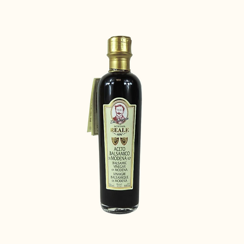 REALE ACETO BALSAMICO MODENA IGP: 6 YEARS 250ml