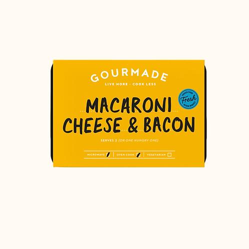GOURMADE MACARONI CHEESE & BACON